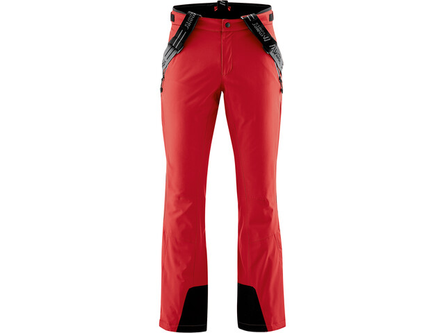 Maier Sports Copper Pantalones Hombre, tango red